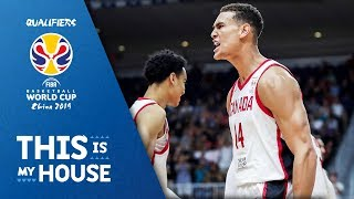 Canada v Dominican Republic - Highlights - FIBA Basketball World Cup 2019 - Americas Qualifiers
