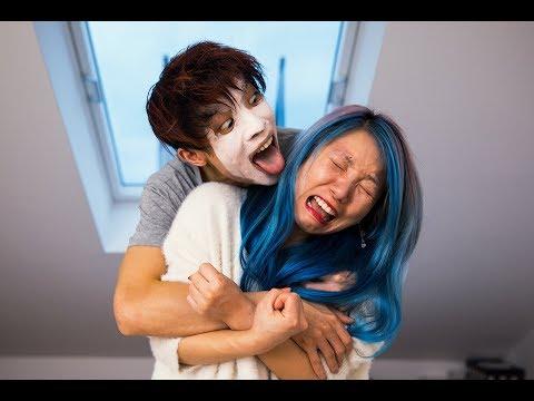 Wenn der PICKEL ein Mensch wäre 😨 | Jessabelle Kiko & Gong Bao