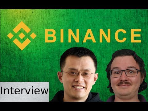 Binance CEO Changpeng Zhao Interview - A Day in the Life of