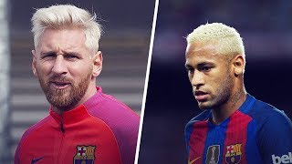 Why did footballers all used to dye their hair blond? | Oh My Goal