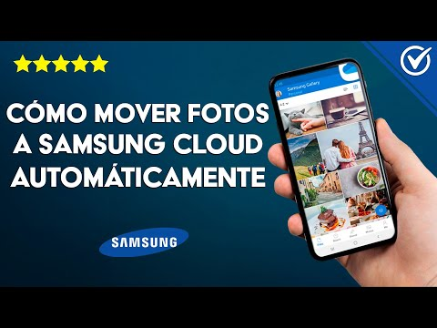 Cómo Mover Fotos o Archivos de la Galería a Samsung Cloud de Manera Automática