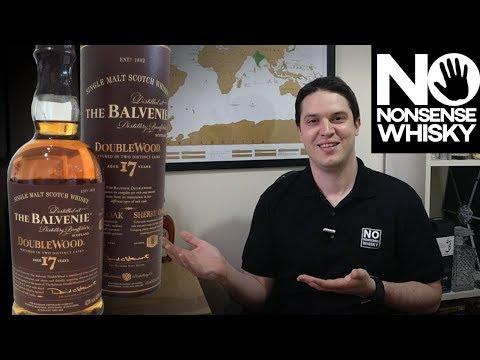 The Balvenie 17 Years Doublewood   No Nonsense Whisky #174