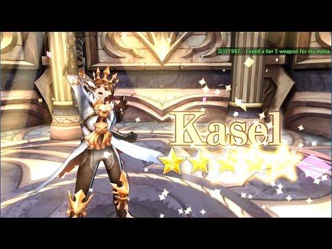 Kings raid best treasure option star