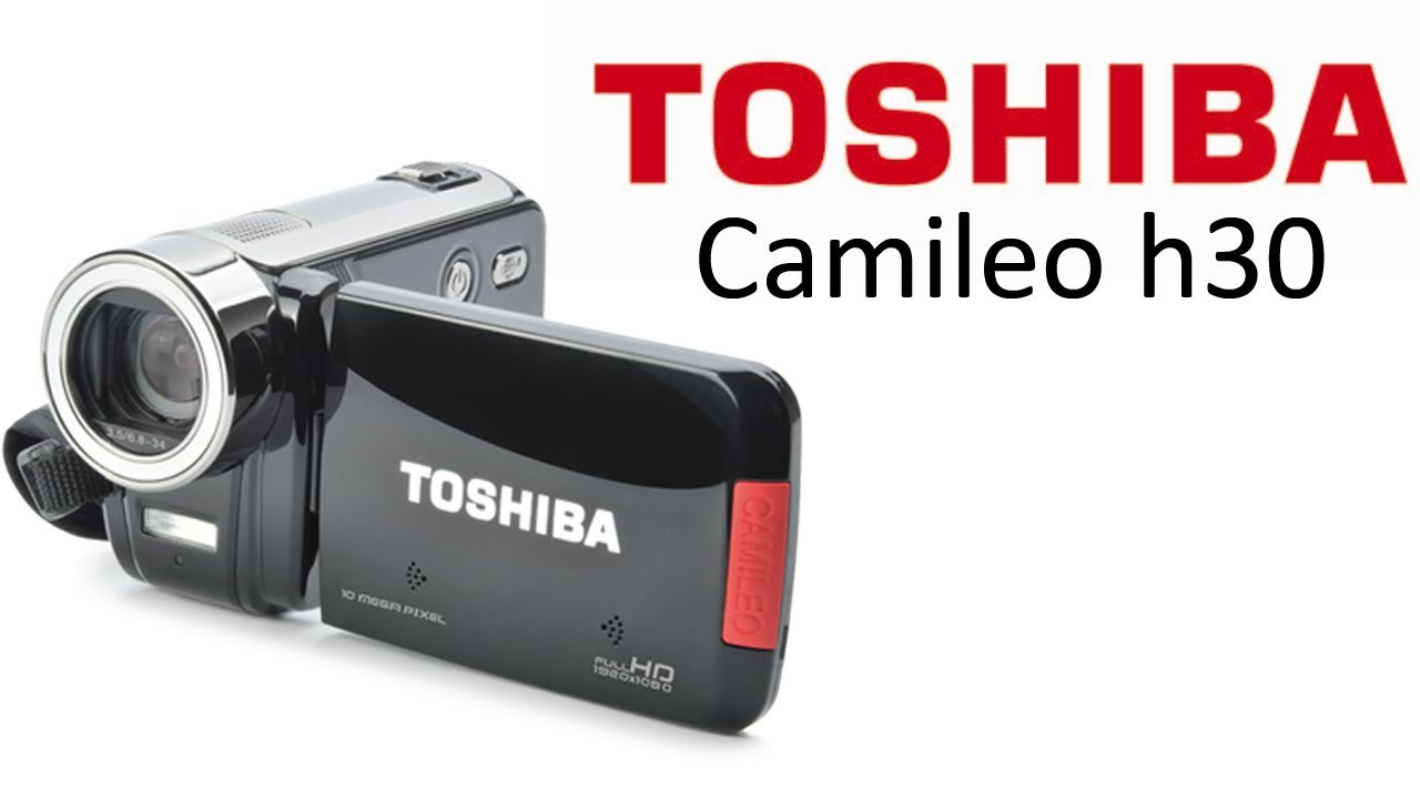 toshiba camileo h30 high definition 1080p camera review youtube rh youtube com