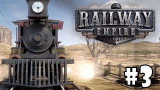 Railway Empire - Walkthrough - Part 3 - Over the Mississippi (PC HD) [1080p60FPS]