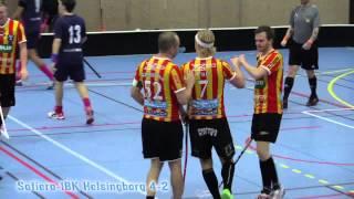 Sofiero - IBK Helsingborg 4-2, toppmatch i herrfyran i innebandy