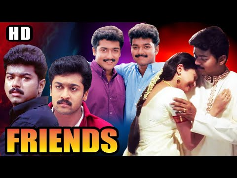 Friends (2020) New Released Hindi Dubbed Full Movie| Suriya | Vijay |New Released South Indian Movie