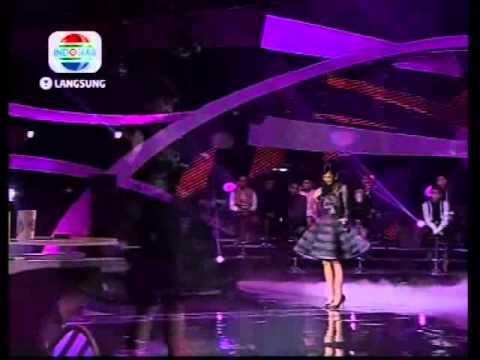 Stefany - Selalu Cinta (Konser Eliminasi AFI 2013 - 081113)