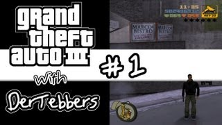 Grand Theft Auto 3 - Ep01 - Starting Out in Liberty City