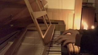【Sinfonia 12 A-Dur / J.S.Bach Clavichord】play by Saichi