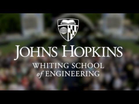 Johns Hopkins University Whiting School of Engineering - Master's Graduation Ceremony - May 2015