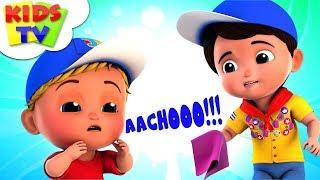 Çocuklar İçin Hapşırma Şarkı | Junior Takımı Çizgi Film | Videoları Çocuklar Tv Tarafından Anasınıfı Tekerlemeler |