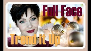 FULL FACE USING ONLY TREND IT UP PRODUCTS I Ü40 EDITION I DROGERIE MAKE UP KatisWeltTV