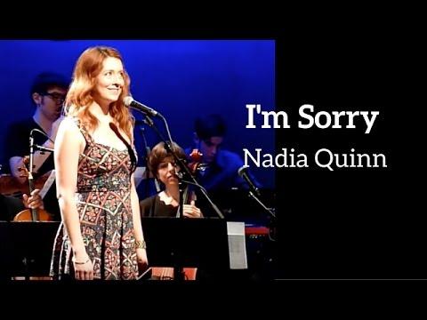 I'M SORRY - Nadia Quinn