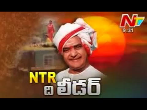 """NTR """"The Leader"""" -  NTV Special Story"""