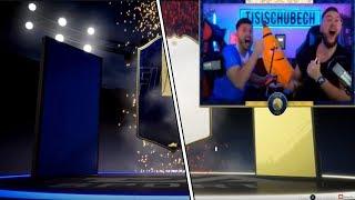 DIE 10 BESTEN PACKS von Tisi in FIFA 19!!! 😱🔥 | Tisi Schubech Highlights