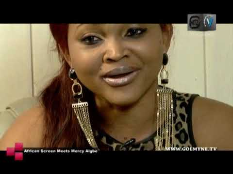 ACTRESS MERCY AIGBE INTERVIEW ON HITZ TV