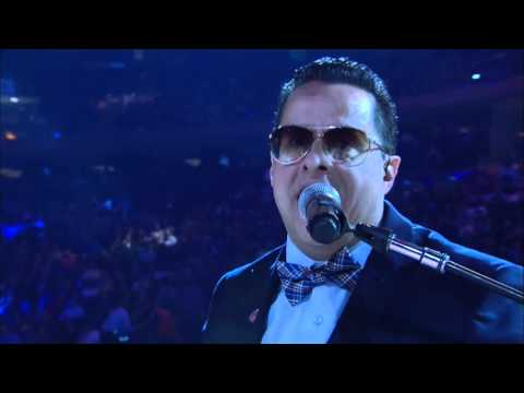 Official Tito Puente, jr. And the Eddie Torres Dancers Halftime performance at Madison Square Garden