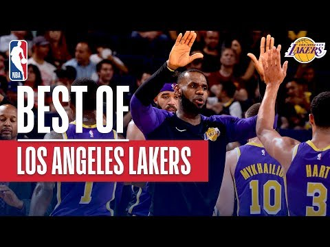 Best of the LA Lakers 1st Win vs Suns | October 24, 2018