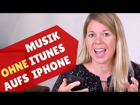 MUSIK OHNE ITUNES AUF IPHONE LADEN: Simpel Ohne Umwege Mit Der App