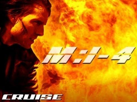 MISSION IMPOSSIBLE IV: PHANTOM PROTOKOLL | Trailer deutsch german [HD]