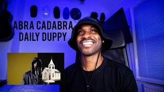 Abra Cadabra - Daily Duppy | GRM Daily [Reaction] | LeeToTheVI