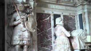 Tour Scotland Murray Tomb Scone Palace Video