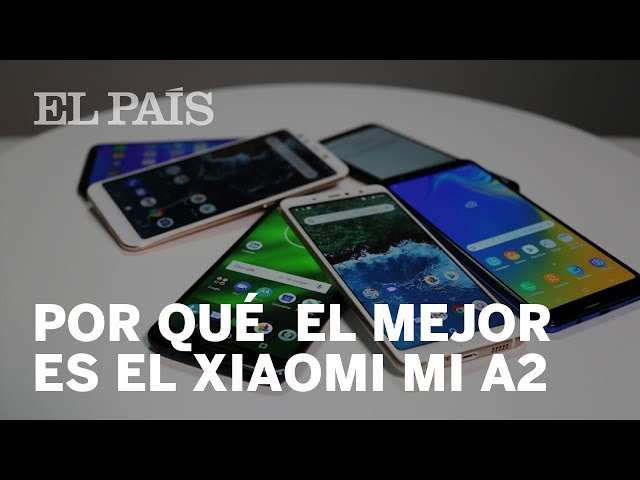 low priced 03bbd e9b7e Los mejores móviles en relación calidad-precio de 2018   Escaparate   EL  PAÍS