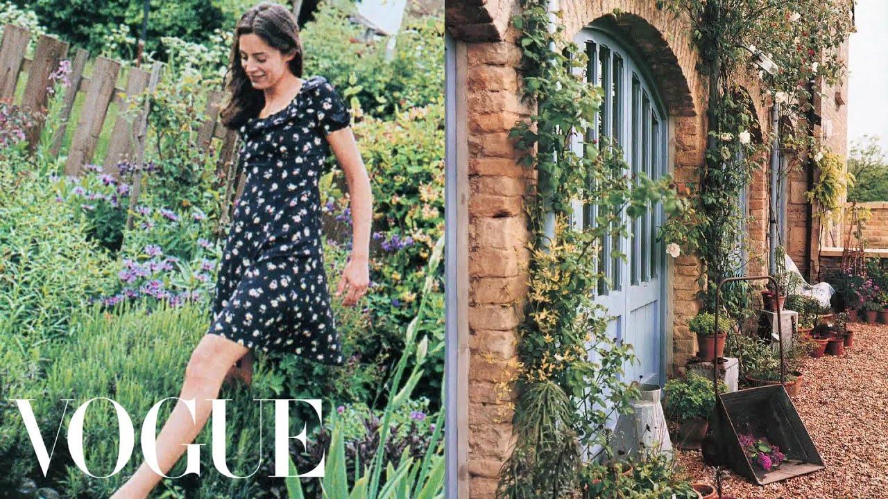 Natural Landscape Design Ideas Mirandas Garden Vogue
