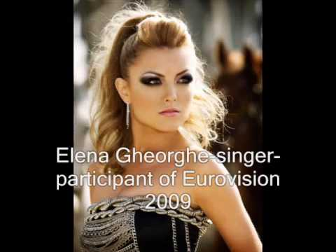 Beautiful romanian women stars-Belle rumene dal Tv