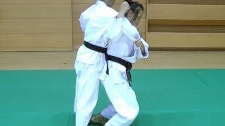 Judo - Ippon Seoinage - 本背負投