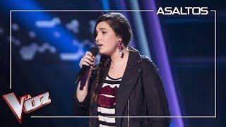 Auba Estela Murillo canta 'Aunque tú no lo sepas' | Asaltos | La Voz Antena 3 2019 thumbnail