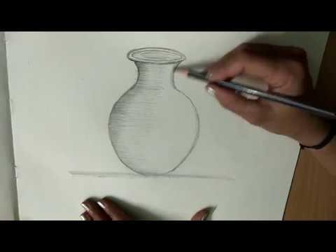 rajni sharma art & craft club the easy way of making pot.