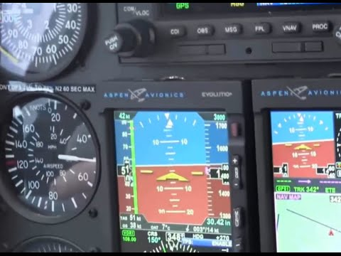 Aspen Avionics Enstrom 480 Helicopter Flight Testing Supplemental Type Certificate