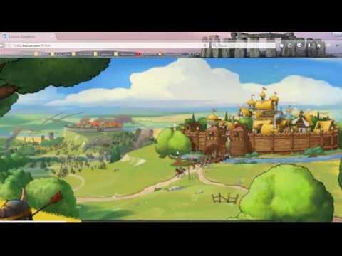 Travian  Gally  71 день онлайн игры Травиан