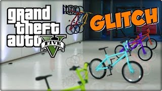GTA 5 Online: GET COLORED BMX BIKES! 1.35