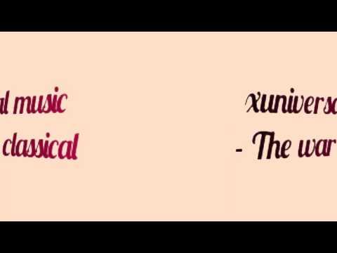 Universal music - The war classical