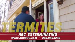 Top Exterminator in CT! ABC Exterminating Protects your Home from Pests!