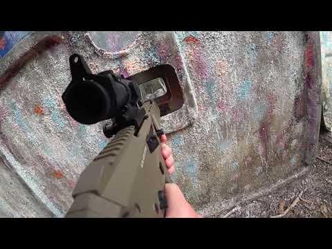 Capture The Flag Gelsoft   Airsoft In Australia   Mango Hill Skirmish