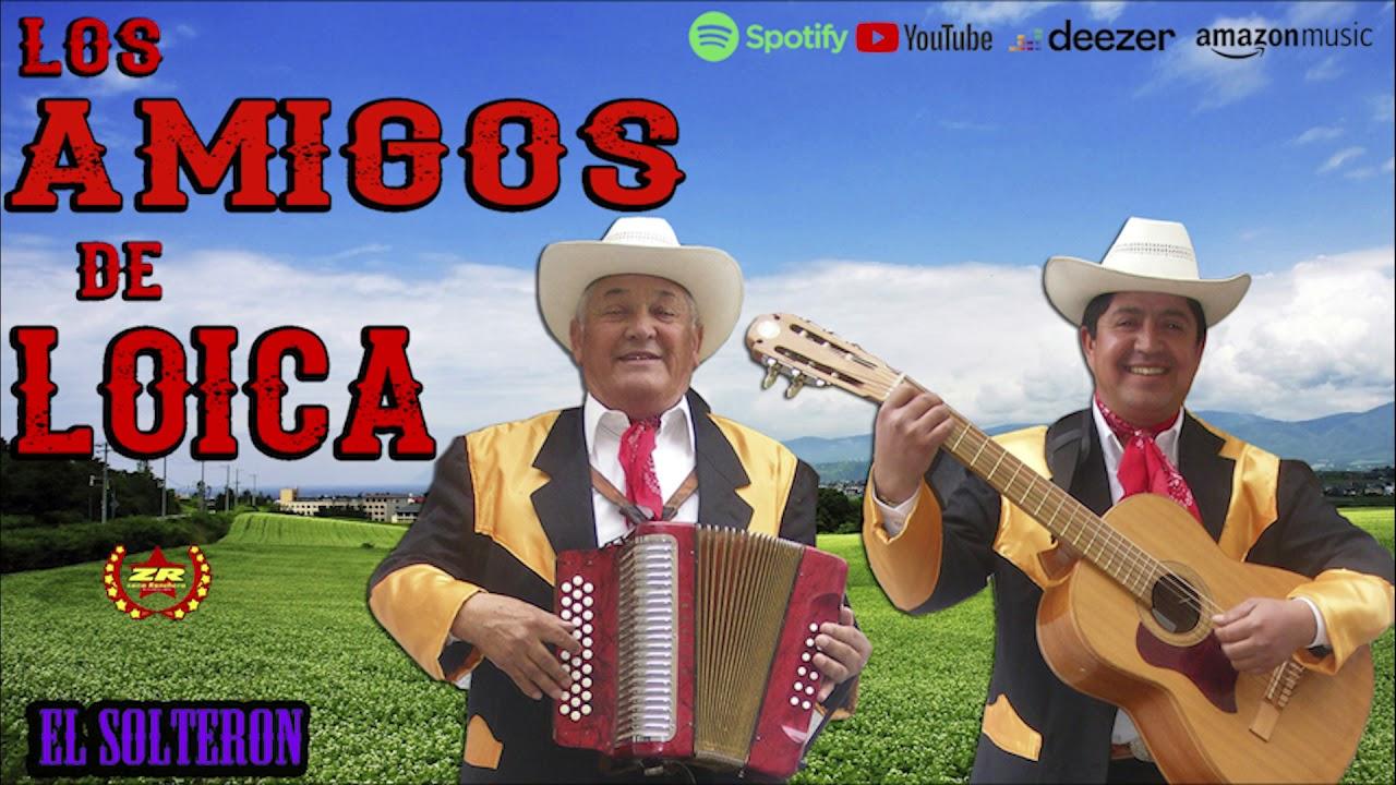 Los Amigos de Loica - El Solterón (Audio)