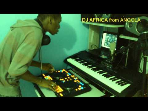 DJ AFRICA - MIX AFROHOUSE WITH ANGOLAN/SOUTH AFRICAN/BRAZILIAN SONGS