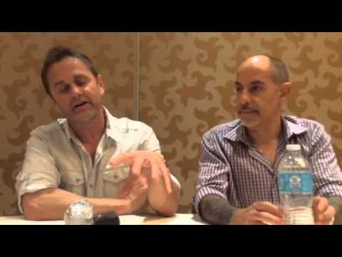Constantine Interview with Executive Producers Daniel Cerone and David S. Goyer