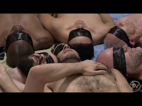 Gay Tantric Orgy