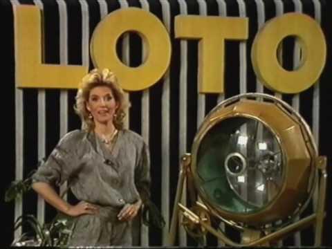 JRT TV Beograd 1 - Loto (1985)