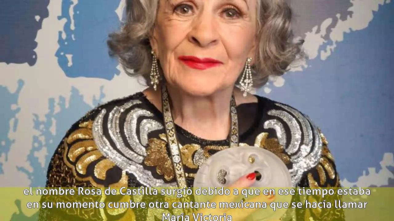 Rosa De Castilla Actriz Mexicana Biografia