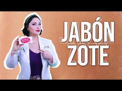 JABÓN ZOTE EXPLICADO POR DERMATÓLOGA