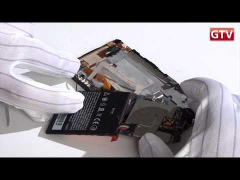 HTC One X - как разобрать смартфон и из чего он состоит