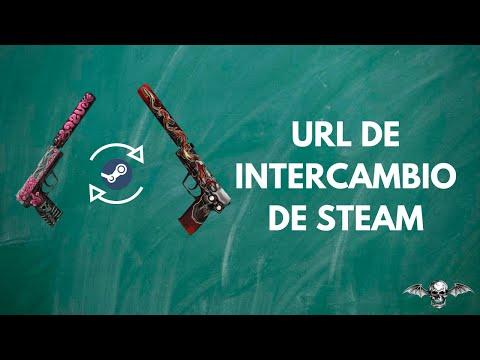 COMO SABER MI URL DE INTERCAMBIO DE STEAM