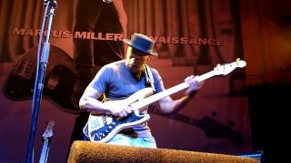 Marcus MIller & Candy Dulfer @ Paradiso 20120508 (5) met solo op Blast