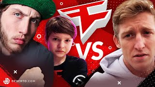 How Tfue vs FaZe Clan Lawsuit Resulted in 12 Year Old H1ghSky1 Getting Banned